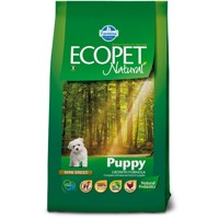 Ecopet Natural dog Puppy Mini 12 kg + 2 kg ZDARMA