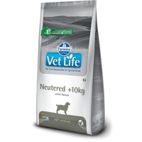 Farmina Vet Life dog Neutered 10+ kg 12 kg + DOPRAVA ZDARMA