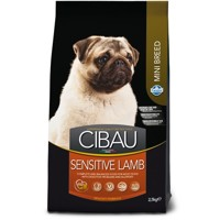 Cibau Dog Adult Sensitive Lamb Mini 2,5 kg