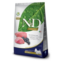 Farmina N&D dog GF Adult Mini Lamb & Blueberry 7...