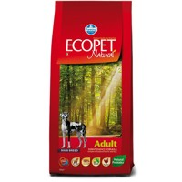 Ecopet Natural dog Adult Maxi 12 kg + 2 kg ZDARMA