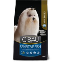 Cibau Dog Adult Sensitive Fish Mini 2,5 kg