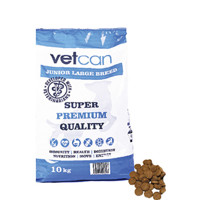 Vetcan Junior Large Breed 10 kg + DOPRAVA ZDARMA