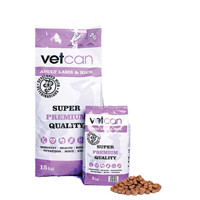 Vetcan Adult Lamb & Rice 3 kg