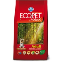 Ecopet Natural dog Adult Mini 12 kg + 2 kg ZDARMA