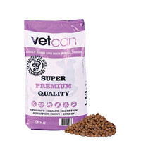 Vetcan Adult Lamb & Rice Small Breed 3 kg