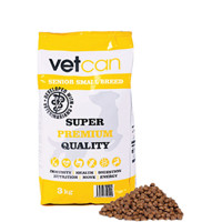 Vetcan Senior Small Breed 3 kg
