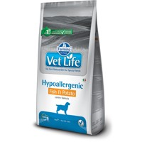 Farmina Vet Life dog Hypoallergenic Fish & Potat...