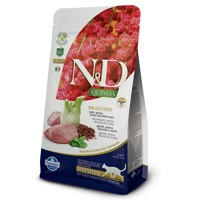 Farmina N&D Cat GF QUINOA Digestion Lamb 1,5 kg
