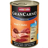 Animonda GranCarno Junior hovädzie & kura 800 g
