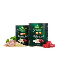 Nuevo Dog Junior Chicken & Beef 400 g