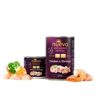 Nuevo Cat Adult Chicken & Shrimps 400 g