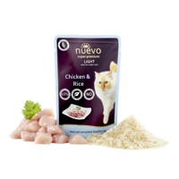 Nuevo Cat Light Chicken & Rice 85 g