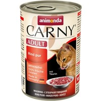 Animonda Carny Cat Adult hovädzie 400 g