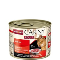 Animonda Carny Cat Adult hovädzie 200 g