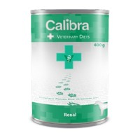 Calibra Vet Diet Dog Renal konzerva 400 g