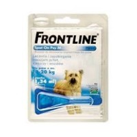 Frontline Spot on Dog M sol. 1 x 1,34 ml
