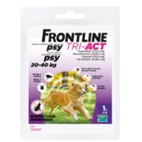 Frontline Tri-Act pre psy Spot-on L (20-40 kg)