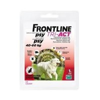 Frontline Tri-Act pre psy Spot-on XL (40-60 kg)