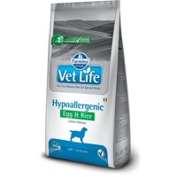 Farmina Vet Life dog Hypoallergenic Egg & Rice 2...