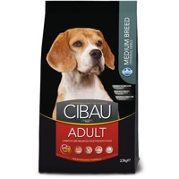 Cibau Dog Adult Medium 2x12 kg + DOPRAVA ZDARMA