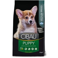 Cibau Dog Puppy Medium 2x12 kg + DOPRAVA ZDARMA