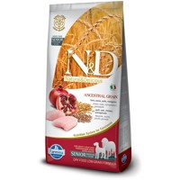 Farmina N&D Dog LG Senior Medium&Maxi Chicken, S...