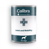 Calibra Vet Diet Dog Joint & Mobility konzerva 400 g